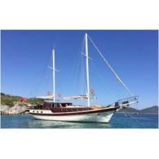 bsty144 - 17.5m Gulet - 1994 Turkey