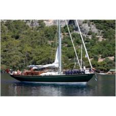 bsty143 - 19m Motorsailer - 2005 Turkey