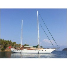 bsty114 - 33m Ketch - 2000 Turkey