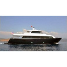 bsty116 - 28m Motoryacht - 2015 Turkey
