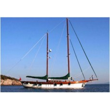 bsty122 - 24m Ketch - 1988 Turkey