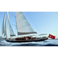 MS REGINA - 56m Schooner - 2011 Turkey